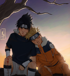 Seriously Naruto? by Merwild