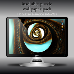 insoluble puzzle wallpaper by NatalieKelsey