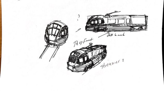 More HSR concepts by Bolo42