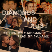 Diamonds And Rust Cover by thriceandonce