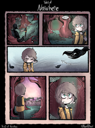 Tales of Nowhere- King of Nowhere- Page 9 by UrbanQhoul