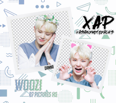 Pack Png 131 // Woozi (SEVENTEEN). by xAsianPhotopacks