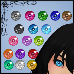 KH 'Lovey' Eye Texture DOWNLOAD by Reseliee