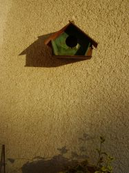 Birdhouse by JohnKeats