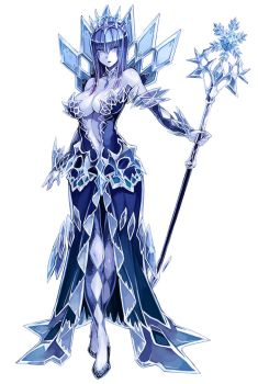 ice queen by Gensokyo-man