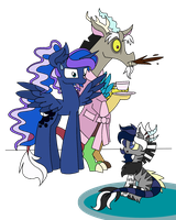 Family Announcement by Cheschire-Kaat