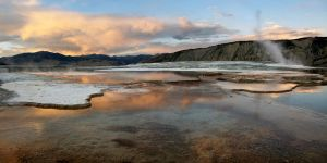 Mammouth Panorama by ariseandrejoice