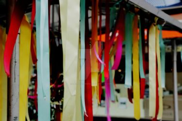 Ribbons by LPCPhotography