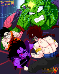 XenoVerse Okra 5 - It's Almost Ready!! Stay Alive! by Ishida1694