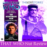 That WHO-Nut review: The Nightmare Fair(1985/2009) by SavageScribe