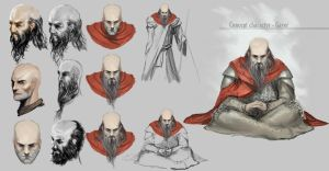 concept character Gaver by Fenrir--the-2nd
