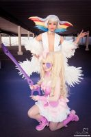 Revocs - Ragyo and Harime Nui by the-mirror-melts