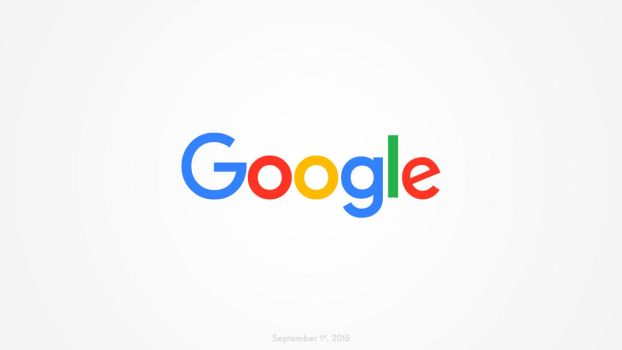 Google's new logo by eduard2009