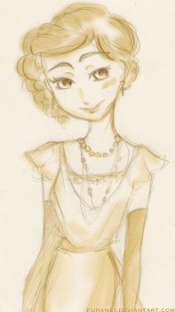 Sketch-1910s by FuranBi