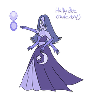 SU Fusion Holly Blue/Chalcedony (Revamp) by Thongchan