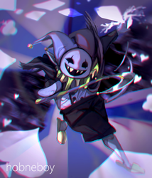 JEVIL by NoHateForPies