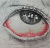 Eye sketch by emiliovargas