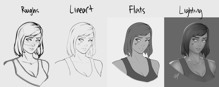 5-30-17 Security Chief Pharah Process by Patchy9