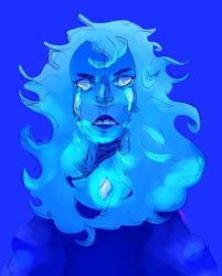 bLUE DIAMOND!! by XxYearremixxX
