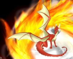 (Request) - Dragonos : The fire tempest by Draikon-Jr
