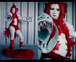 Trance Kuja- The Angel Of Death by Rainbow-Spex