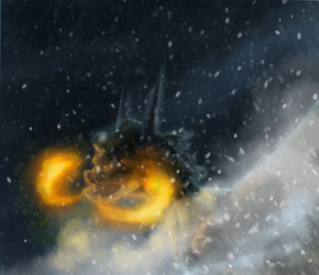Fiery Winter by Diagon-and-Draco