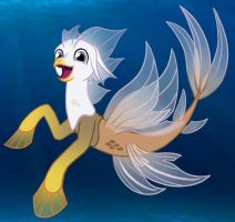Seapony Silverquill by Starbat