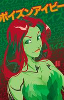Poison Ivy REMIXED by artofJEPROX