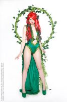 Poison Ivy Stance by GagaAlienQueen