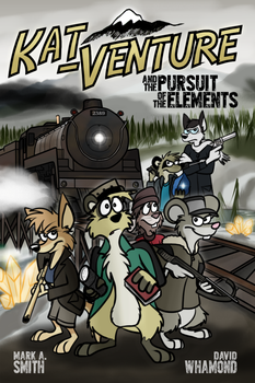 Kat-Venture and the Pursuit of the Elements by FreyFox
