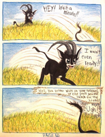 Sable Story - Page 50 - Slow-Lopes are Lion Lunch by TheFriendlyElephant