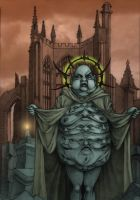 The Priest by CopperAge