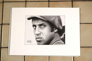 Adriano Celentano - Italian singer  - Completed . by Cap007