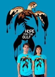 Hands Of Hope by TresTShirts