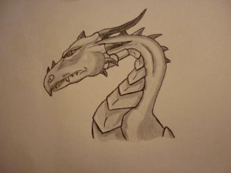 Dragon Head by Irime-Laivine