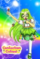 Confectionist Chartreuse by Magical-Mama