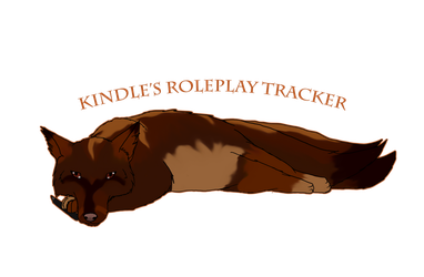 .:Roleplay Tracker:. by Kindlekitsune