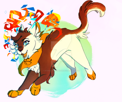 Leda Art Fight by StarGazingHipster