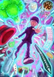 Mob Psycho 100 by Ry-Spirit