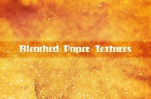 WG Bleached Paper textures by wegraphics