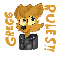 GREGG RULES!!!! by CometNoodles