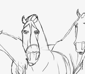 Flash Mob Animated WIP by Wild-Hearts