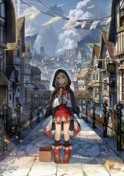 The Little Match Girl by AkiZone