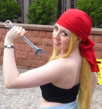 winry 2 by J-PO