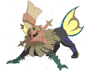 Shiny Type: Null by Willow-Pendragon