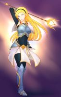 Luminous Lux (Commission) by JonFawkes