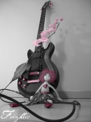 guitar by Frizottie