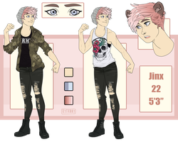 [COMM] Jinx Ref by rytanny