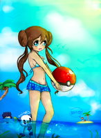Ready For Summer!! by WendySakana