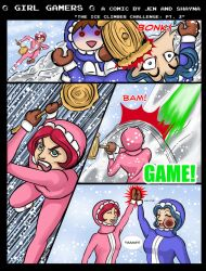 Ice Climber Challenge, Part 3 by GirlGamersComic